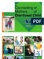 Counselling Mothers of Diarrhoeal Child