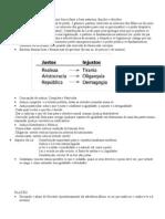 Politica - Resumo 1a avaliação