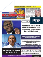 U.S Immigration Newspaper Vol 5 No 66