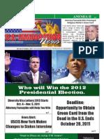 U.S Immigration Newspaper Vol 5 No 65