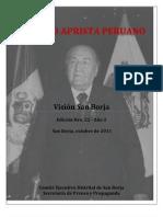 Boletin San Borja 022-2011
