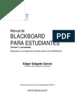 Manual de Blackboard