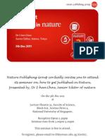 NPG Invitation