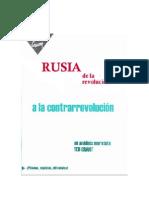 16784850 Grant Ted Rusia de La Revolucion a La Contrarrevolucion 1995