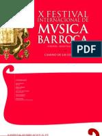 Catalogo musica barroca