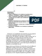 CONTENIDO  IV  PERIODOALISON