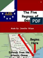 Georgia Regions Video Podcast