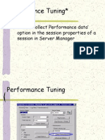 a Performance Tuning