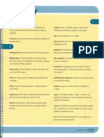 Glossary Word Processing