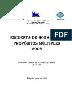PUBLICACION EHPM2008