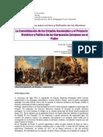 2. El Siglo XIX y las Revoluciones Burguesas en Europa.Yépez 2011
