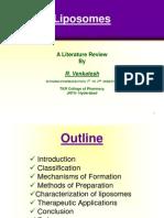 Liposomes Presentation - Finalz