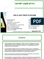 Al Safi Platform
