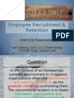 Employee Recruitment & Retention