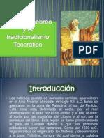 HISTORIA GENERAL DE LA PEDAGOGIA (EL PUEBLO HEBREO) UNIVERSIDAD ALFA Y OMEGA