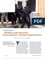 A Road Map for Beating Latin America's Transnational Criminal Organizations