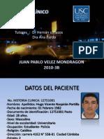 Caso Clinico Juan p