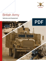 Army Vehicles Equipment