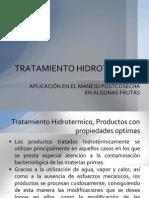 Tratamiento Hidrotermico