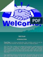 Presentation on Test Plan