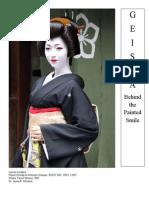 Geisha Beyond the Painted Smile