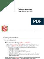 Test Architecture v1.5
