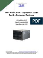 IBM Blade Center Deployment Guide - Part 2