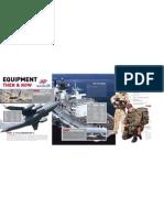 Falklands Equipment