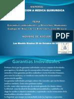 Codigo de Etica y Garantias Individuales