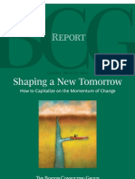 Wealth Report. Shaping Tomorrow