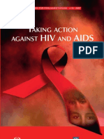 Taking Action Against HIV and AIDS