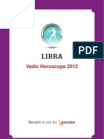Libra Horoscope 2012