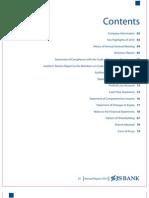 Jsbl Annual Report 2010