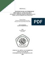 Analisis Hukum Islam Terhadap Kewarisan Asuransi Jiwa