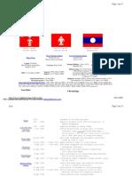 World Statesmen Org Laos La-co