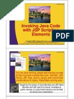 10 JSP Scripting Elements