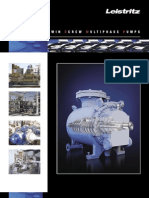 Leistritz Multi Phase Pump Brochure