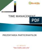 Time Management Remedio
