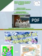 Dsitribución de Fármacos (3)