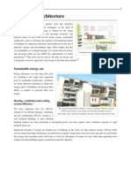 Sustainable Architecture Wiki