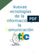 Nuevas Tecnologías de la Información y la Comunicación