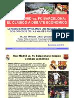 0. ANÁLISIS REAL MADRID vs FC BARCELONA JMGAY DE LIÉBANA ABRIL 2010
