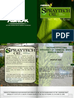 SprayTech Oil Brochure