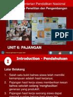 Unit 6 - Pajangan