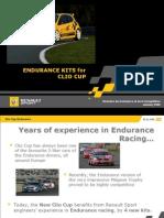 Clio3 Endurance Kit