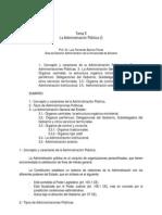 CR_Tema 5_La Administración Pública _I_