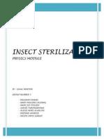 Insect Sterilization