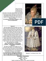 Elizabeth Assessment Sheet