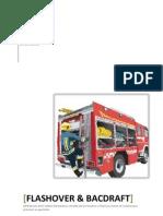 """Flash Over.  """" Traducción de un artículo francés en la que se realiza una comparación entre dos fenómenos del fuego muy peculiares, Flashover y Backdraft"""""""