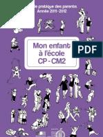 Guide Pratique Des Parents 2011-2012 CP-CM2 189766